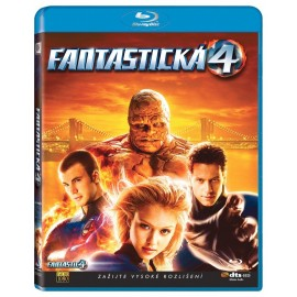 Fantastická 4 / Fantastic Four [2005]