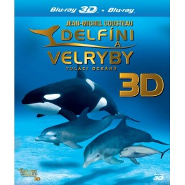 Delfíni a velryby 3D: Tuláci oceánů / Dolphins And Whales:Tribes Of The Ocean