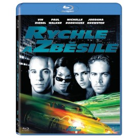 Kolekcia Rychle a zběsile / The Fast and the Furious [2001,2003,2006,2009]