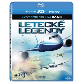 Letecké legendy 3D / Legends of Flight 3D [2010]